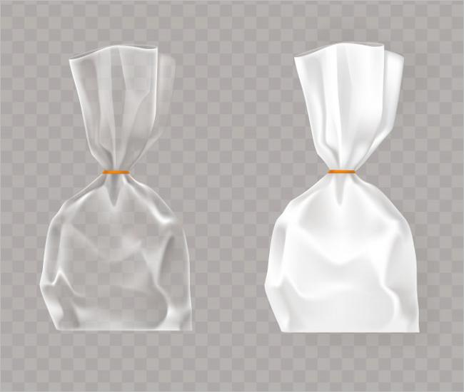 Transparent Cover Packaging Mockup Design