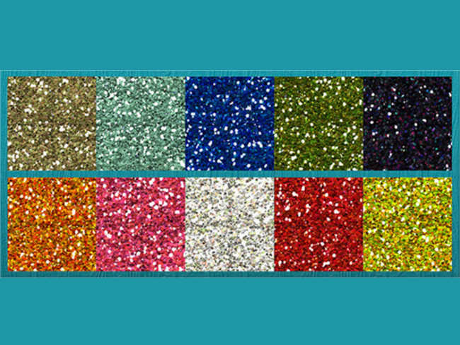 Vector Gold Glitter Pattern