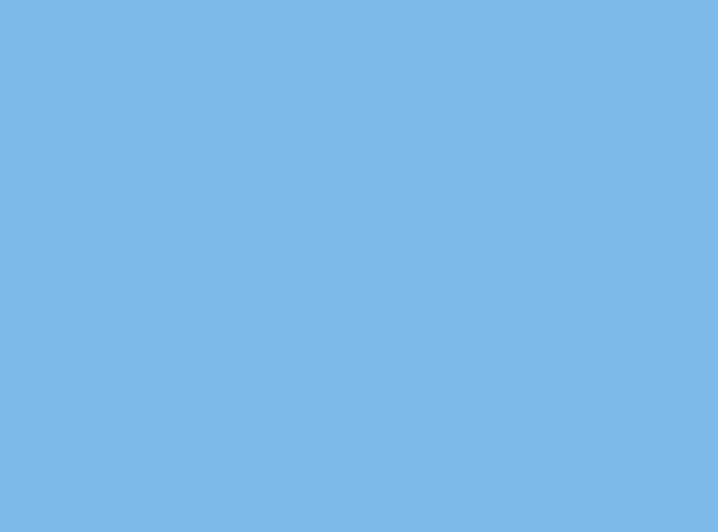 Vector Plain Blue Background Design