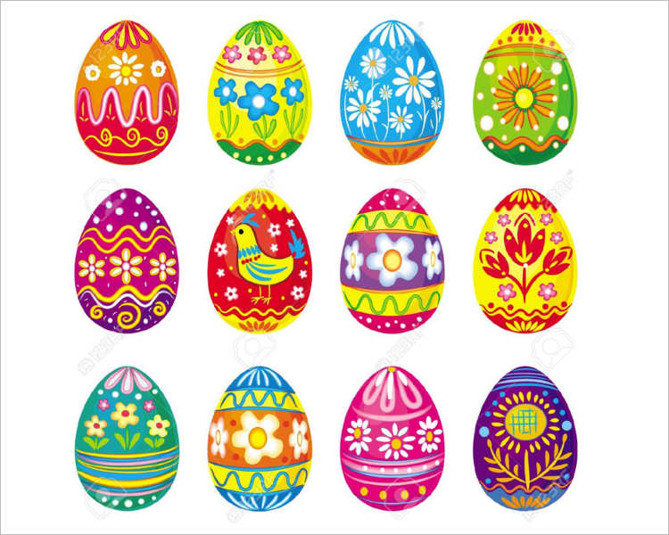 vectore-easter-egg-design