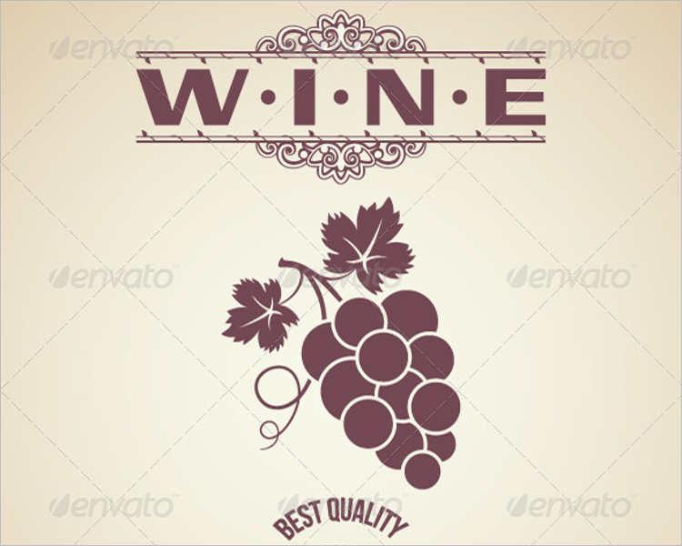 Vineyard Lable Design