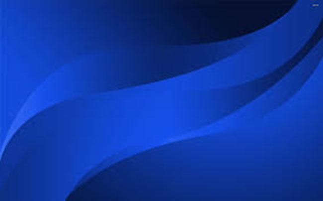 Vintage Plain Blue Background Design
