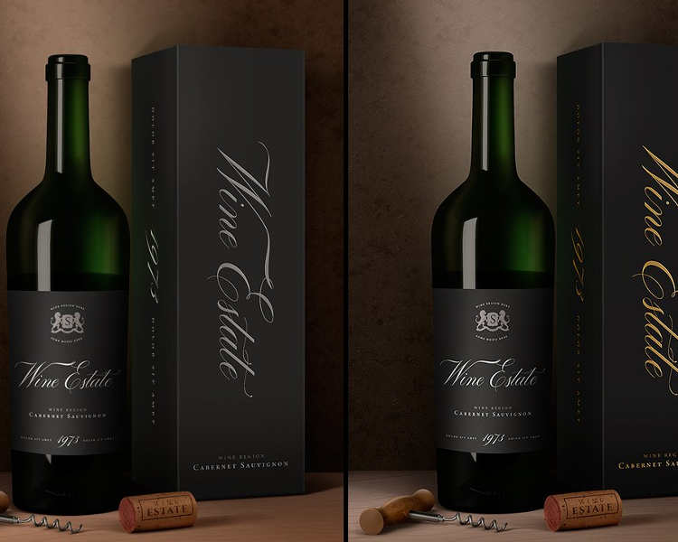 Wooden Win Packaging Design