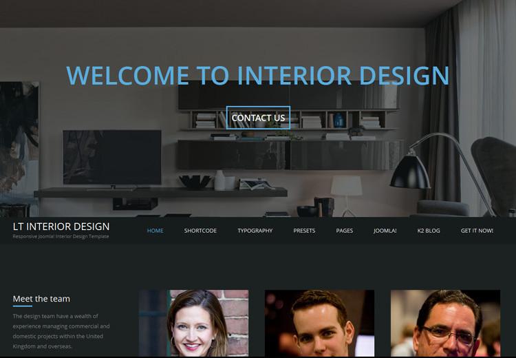 WordPress Interior Design Theme