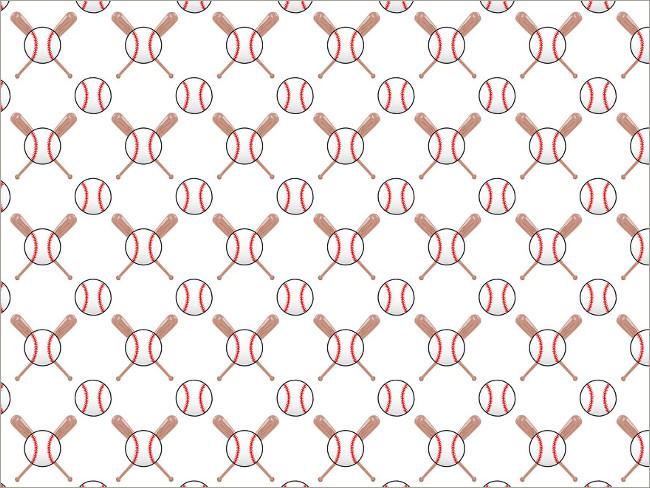 base ball pattern19