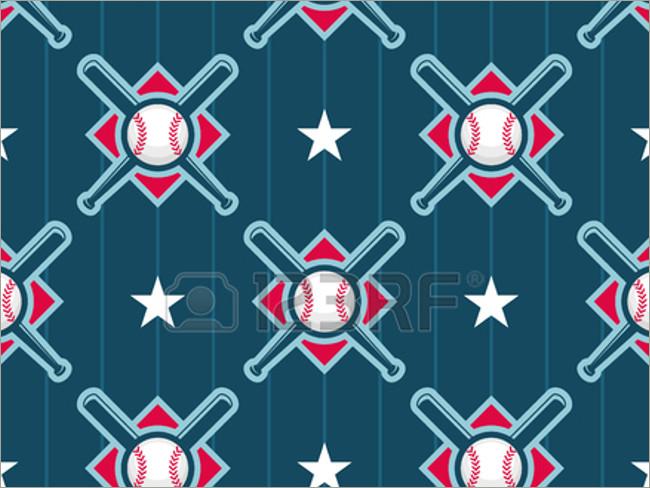 baseball pattern20