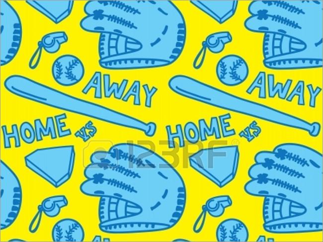 baseball pattern26