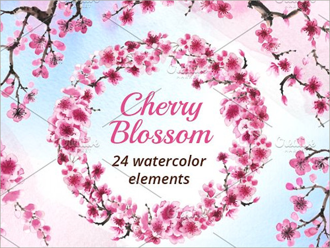 cherry blossoms 3