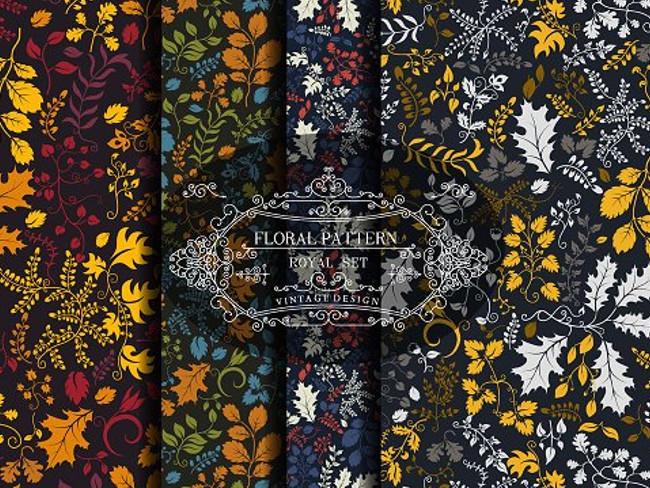 dark floral patterns 13