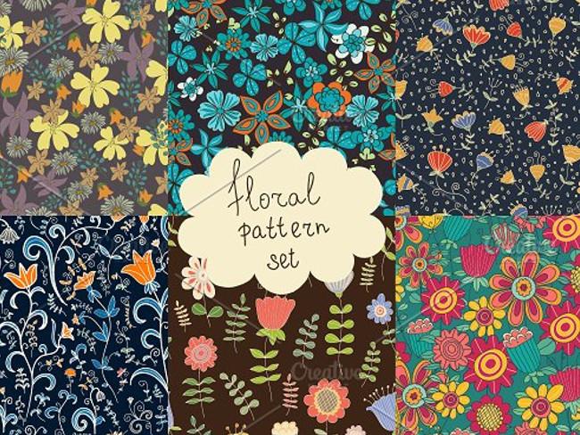 dark floral patterns 2