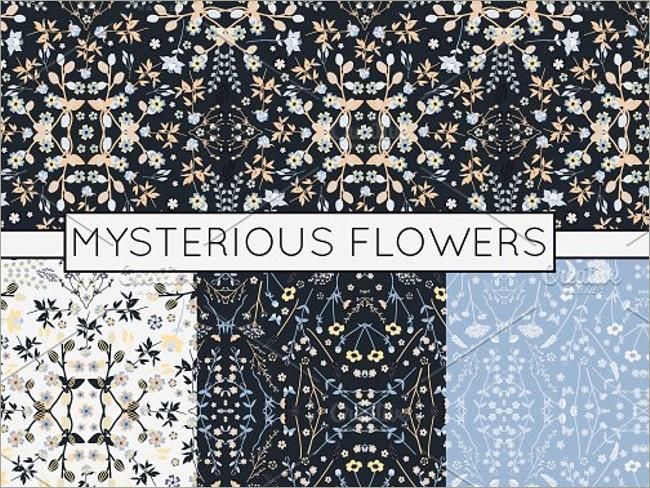 dark floral patterns 6