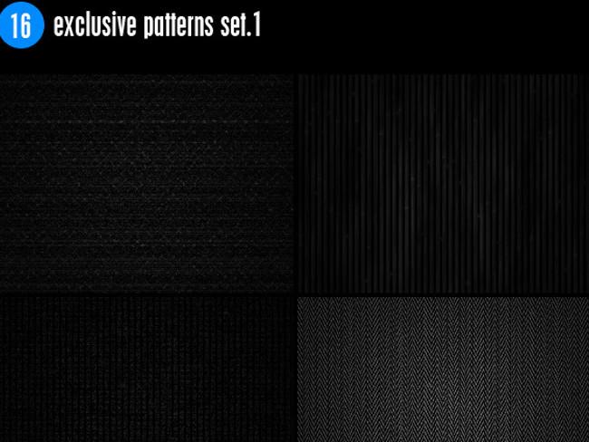 dark photoshop patterns 1
