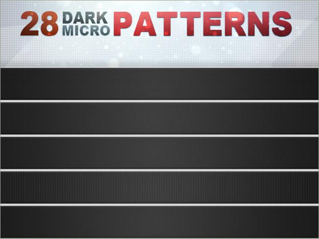 dark photoshop patterns 17