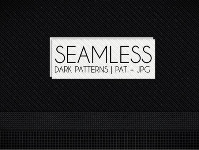 dark photoshop patterns 20