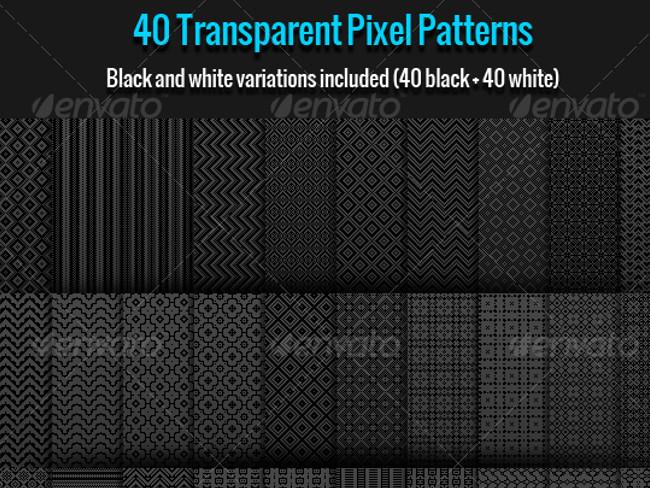 dark photoshop patterns 21