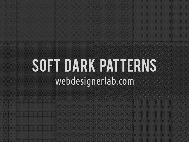 dark photoshop patterns 24