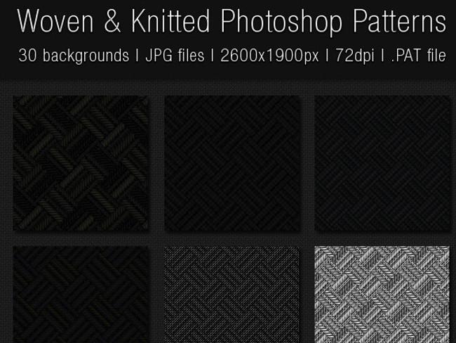 dark photoshop patterns 4