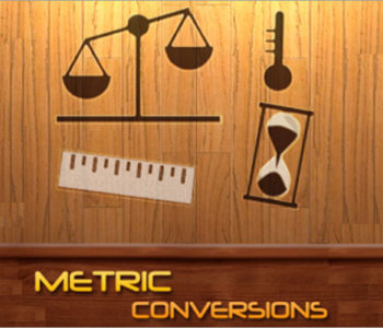 metric conversion chart templates