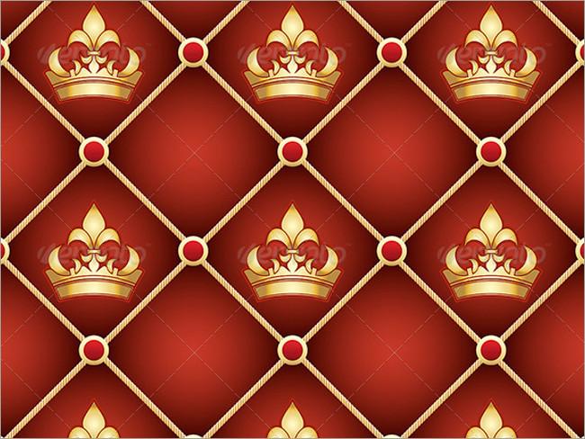gold crown pattern 4