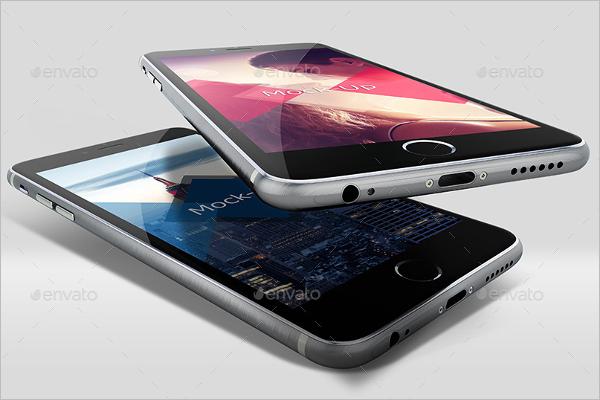 iPhone 6 Mockup Design Download