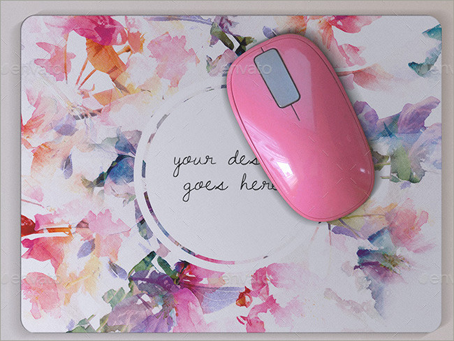 mouse pad mockeup psd 16