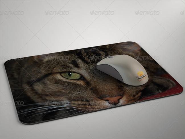 mouse pad mockeup psd 18