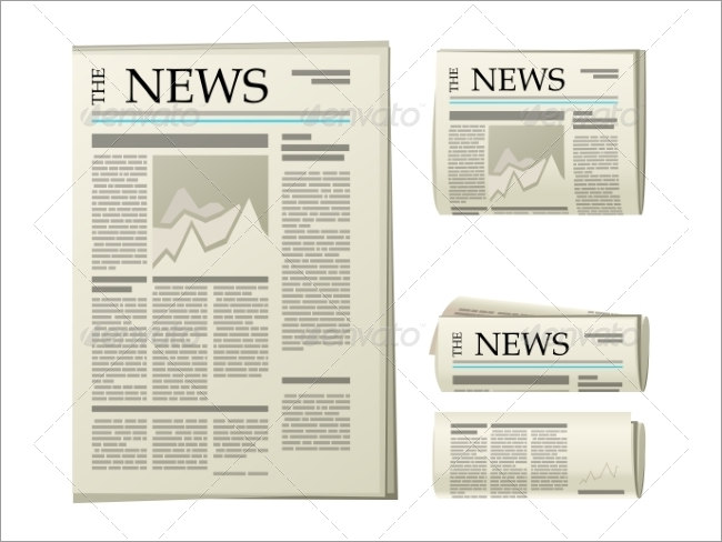 25 Newspaper Backgrounds Free Pdf Word Designs