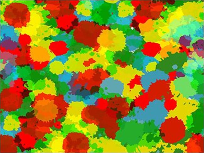 splatter patterns 10