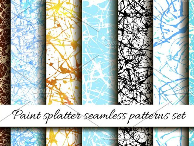 splatter patterns 3