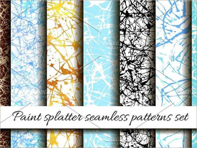 splatter patterns 3