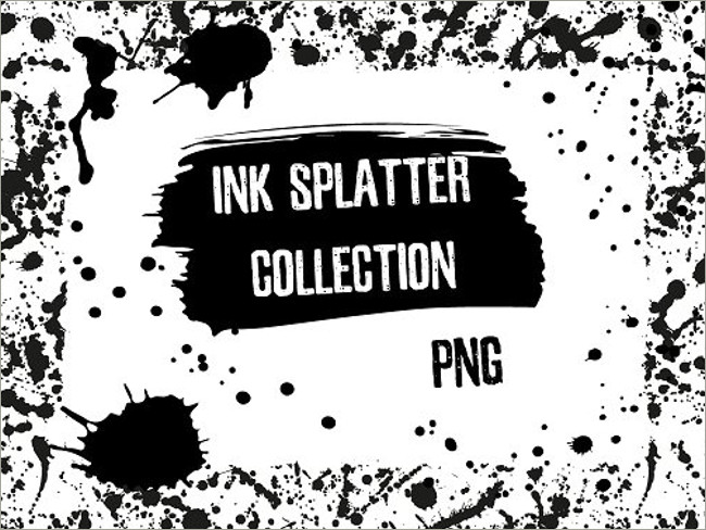 splatter patterns 4