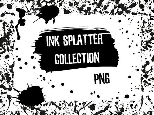 splatter patterns 4
