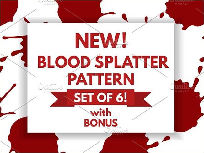 splatter patterns 6