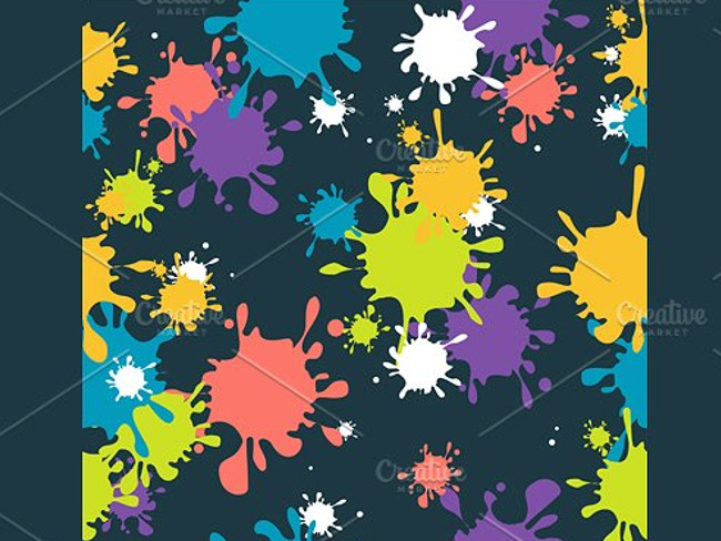 splatter patterns 8