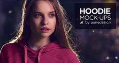92+ Free Hoodie Mockups PSD