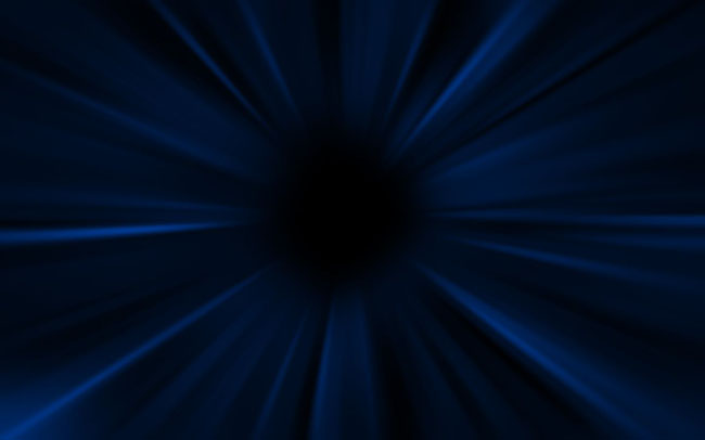 vector Plain Blue Background Design