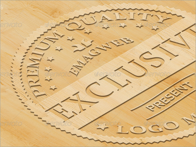 wood logo mockups 12