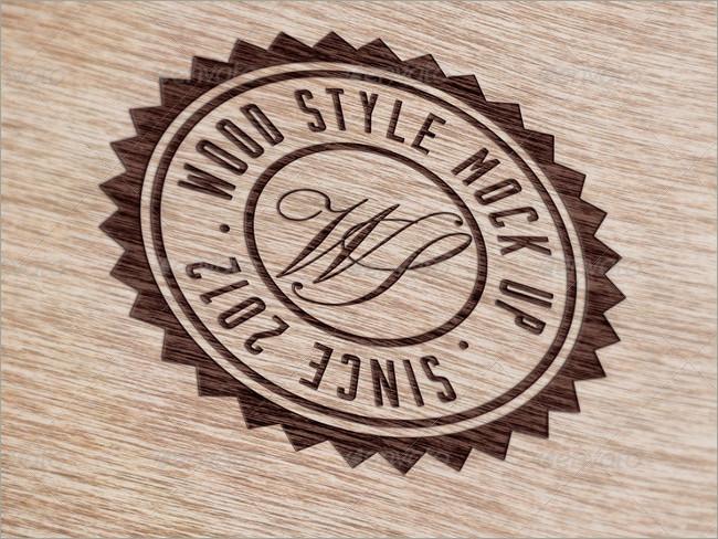 wood logo mockups 19