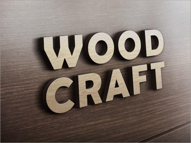 wood logo mockups 27
