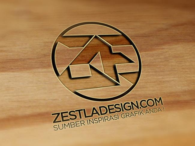 wood logo mockups 35
