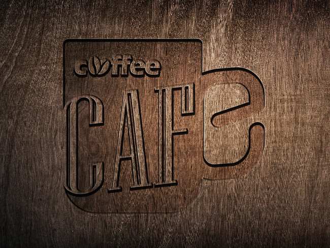 wood logo mockups 44