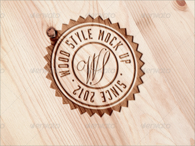 wood logo mockups 6