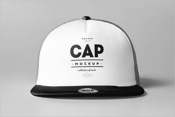 Amazing Cap Mockup Design