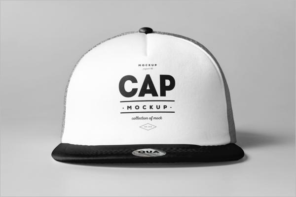 Amazing Cap Mockup Design