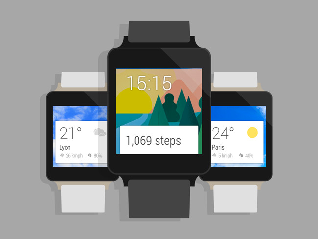 Flat Device Frame Smartwatch Mockup Free Download