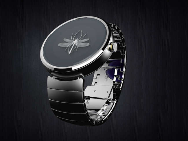 Android Wear UI Design Kit for Photoshop Smartwatch