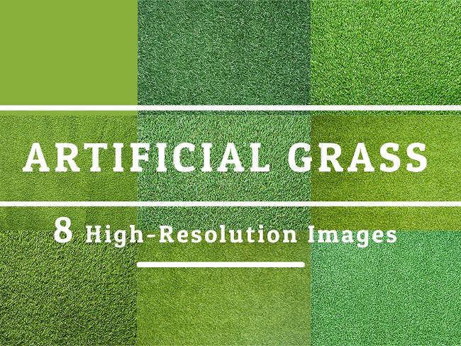 Artifical Grass flooring texture Design