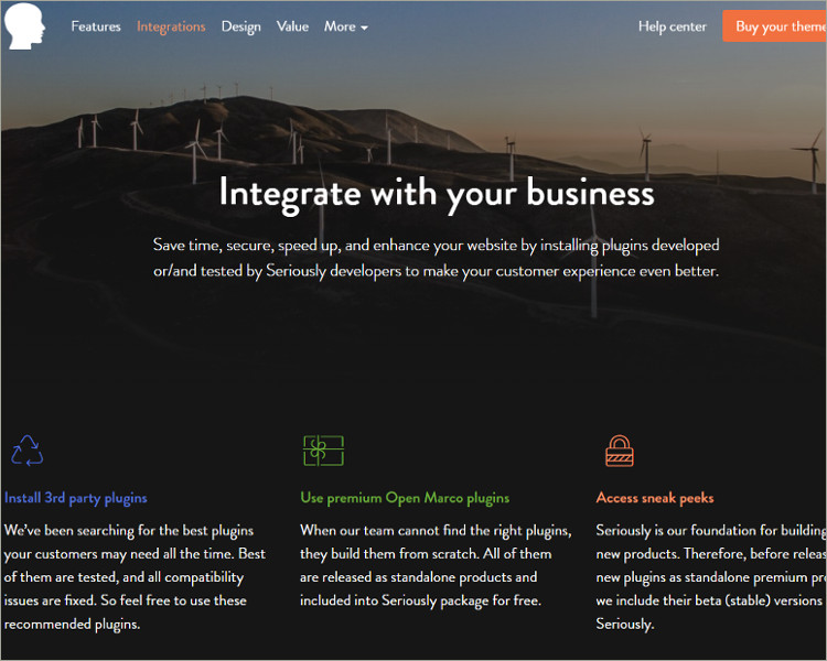 Best local business wp theme