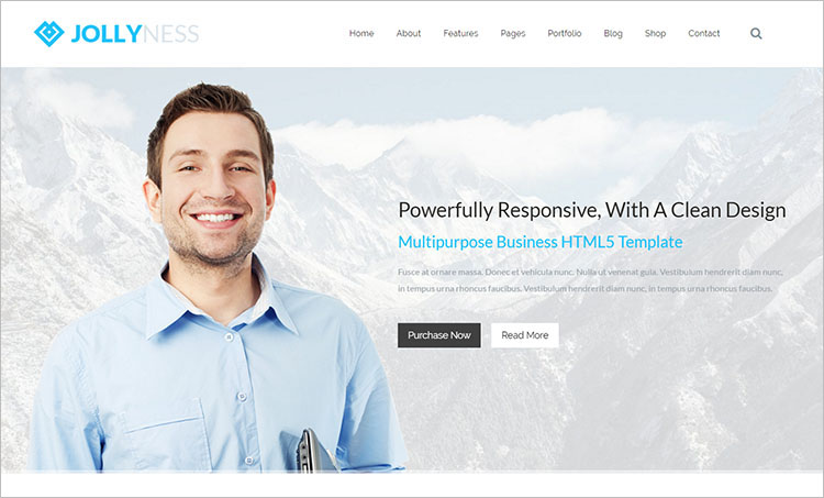 Business Drag & Drap Drupal Templates