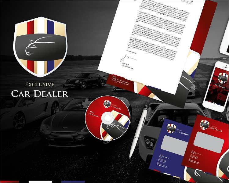 Car Dealer Website Design template